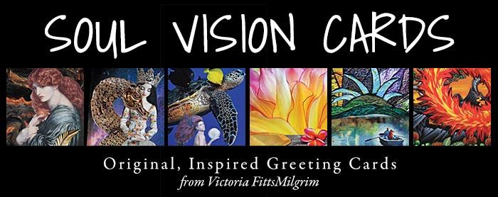 Soul Vision Cards
